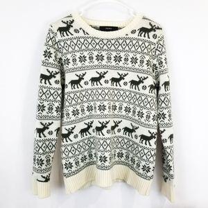 Forever 21 • Fair Isle sweater